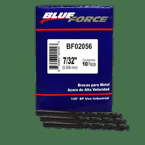 Blue-force-Brocas-Para-Metal-10-piezas