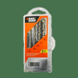 Black&Decker-Juego-de-Brocas-5-piezas