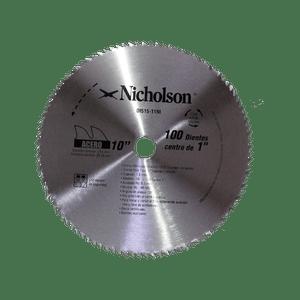 DISCO-NICHOLSON
