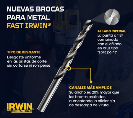 BROCAS FAST IRW